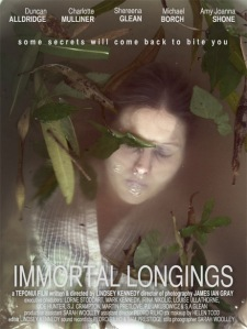 Immortal Longings - Film Poster